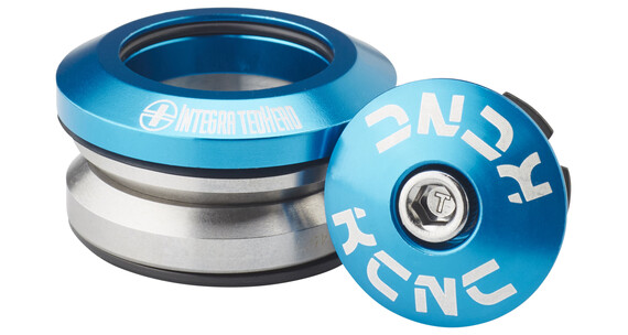 KCNC Omega-S2 - Dirección - azul